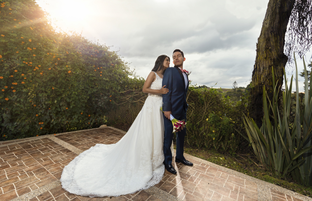 Atardecer de bodas